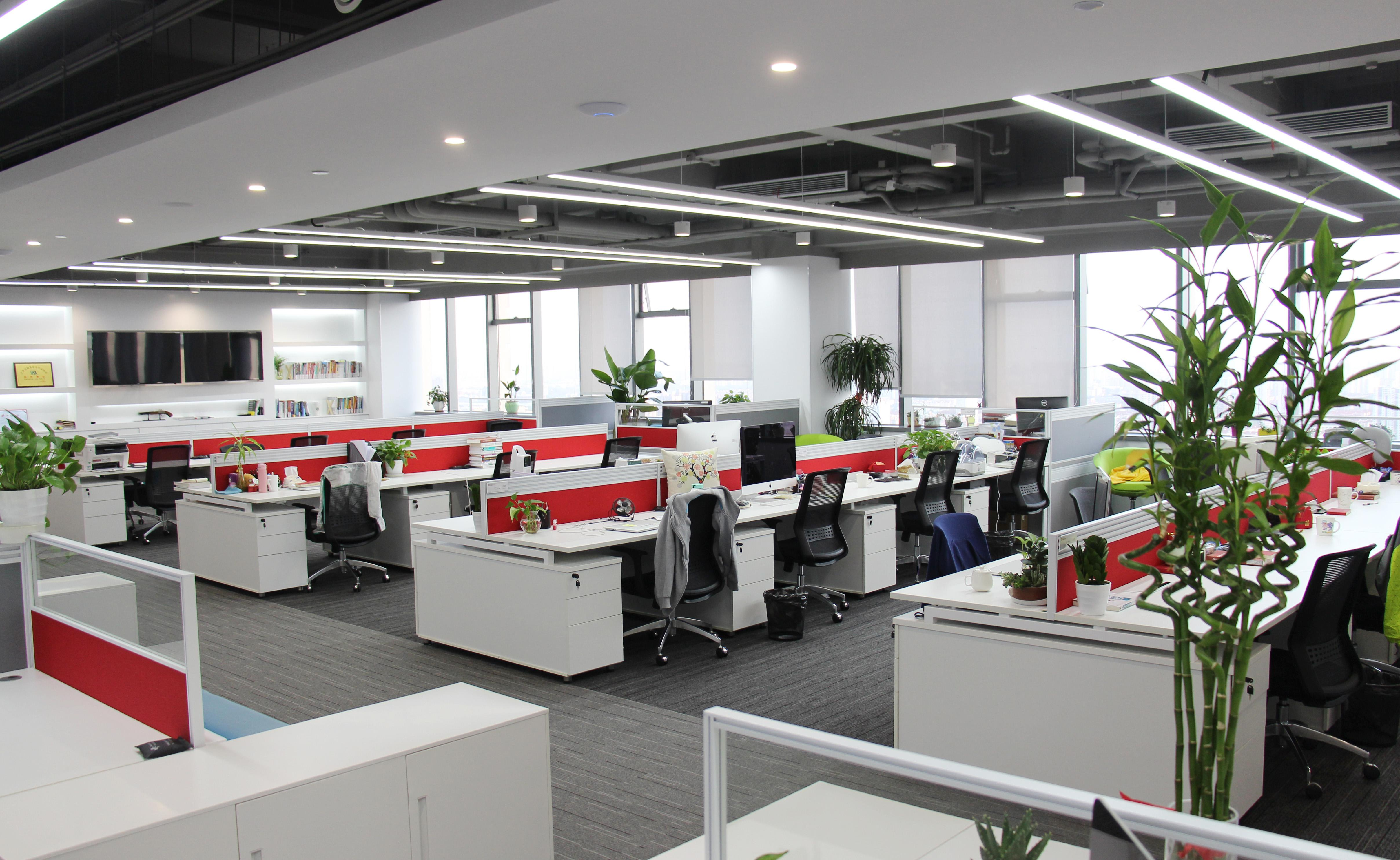 作为企业最重要的门面,办公空间的设计应注意哪些问题?