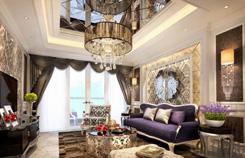 软装设计方案应用之豪宅别墅设计