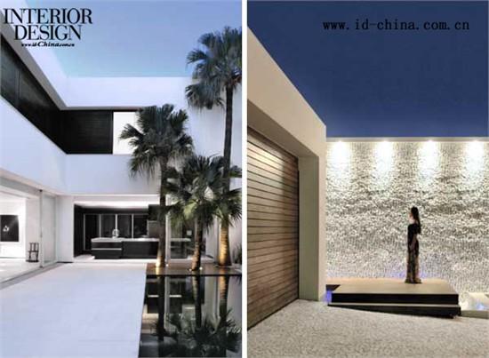 现代奢华的沙滩住宅La Boyita Residence在乌拉圭落成