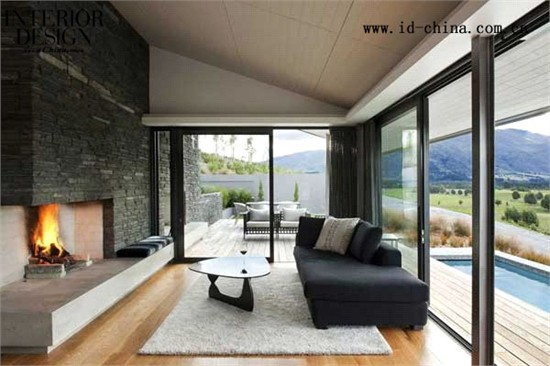 Marmol Radziner 工作室完成霍克斯布里住宅设计