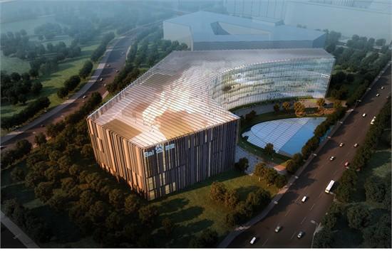 整合绿色打造百度新办公空间设计 !
