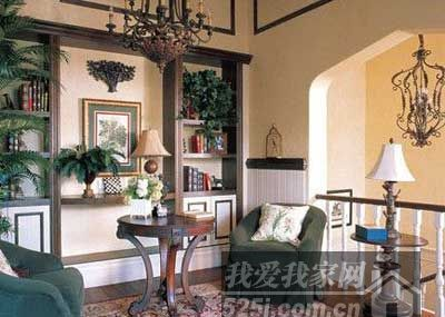 客厅背景墙常见四种设计方法