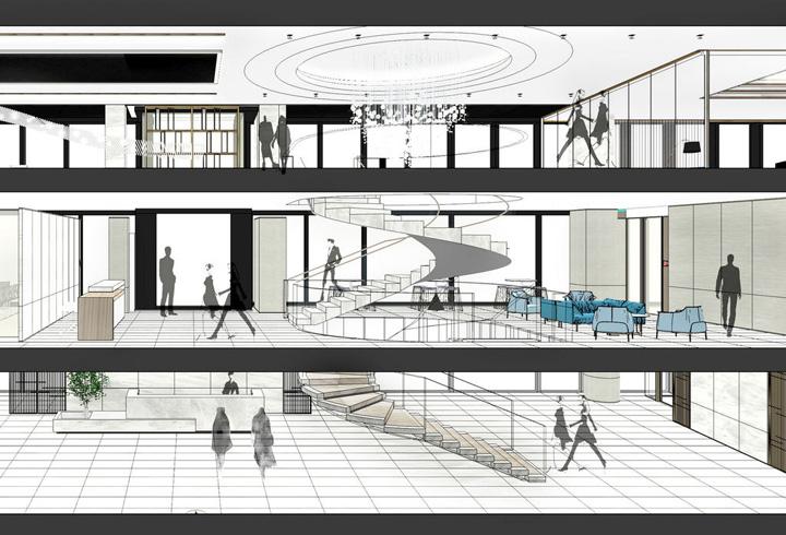 智慧创新 Fosun复星集团上海总部设计欣赏
