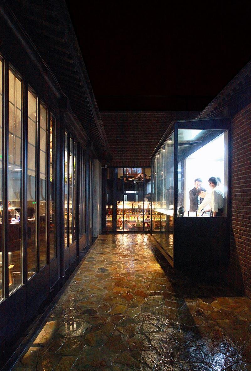 商业空间设计-走道