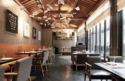 商业空间设计分享餐厅设计