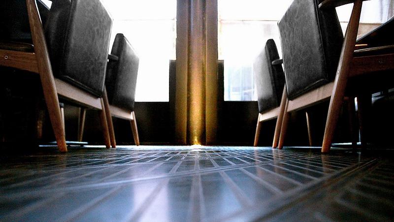 商业空间设计-地板