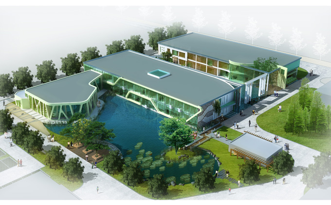 上海九环丽州大酒店装修设计