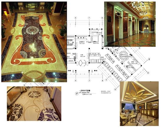 泥城经济型酒店设计方案