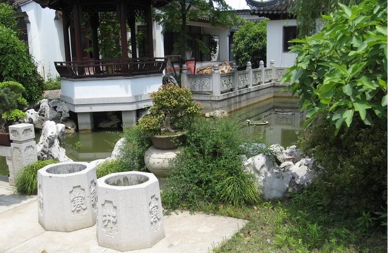 苏州拙政园别墅设计