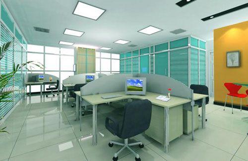 办公室装修形式