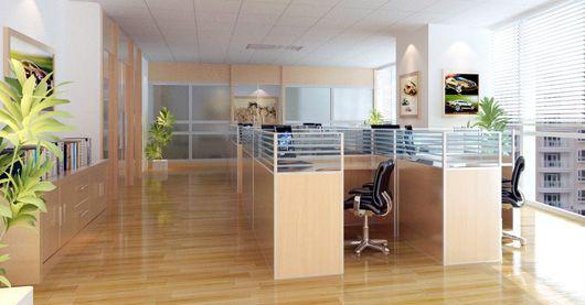 公司办公区设计