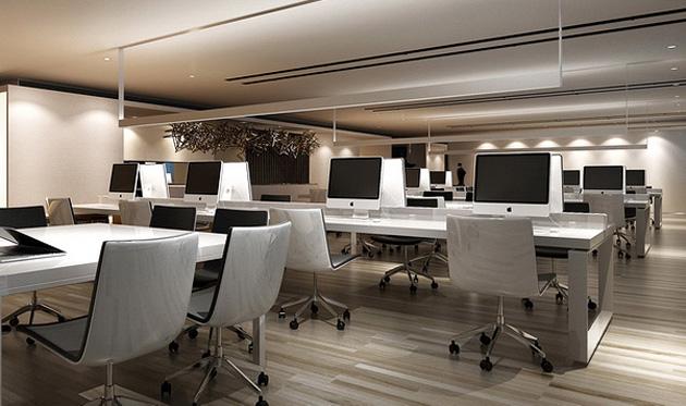 办公室装修公司-银行会议室设计装修案例