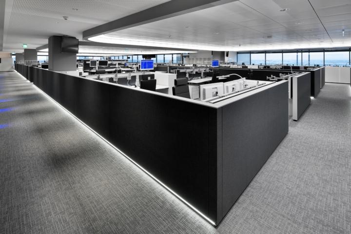 办公区装修照明实景图5