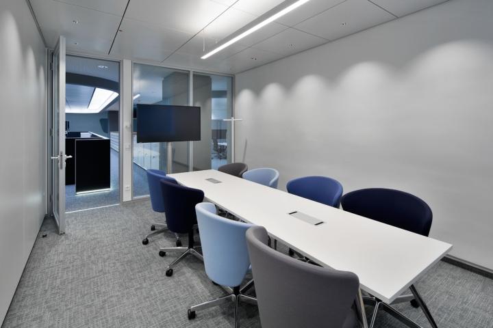 会议室装修照明实景图6