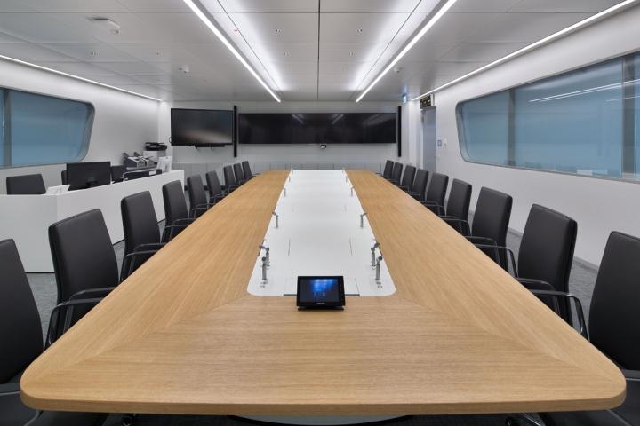 会议室装修照明实景图4