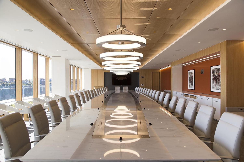 办公楼设计-会议室