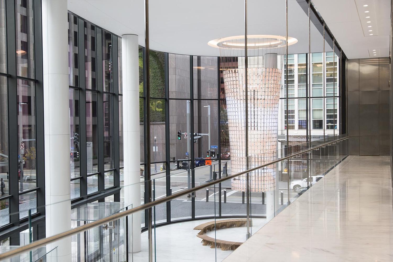 办公楼设计-办公楼走廊