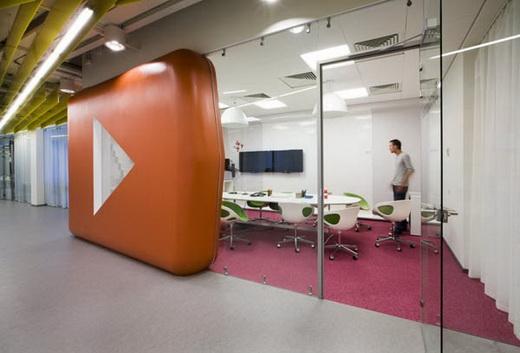 高端简约现代办公室装修设计