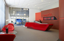 专业办公室装修设计案例分享(图文)
